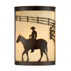 Lonesome Trail Sconce
