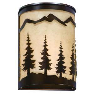 Yosemite Pine Tree Sconce