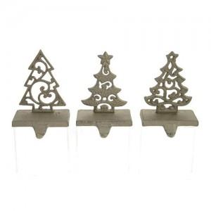 Tree Stocking Hangers (3 styles)