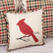 Hollis Cardinal Pillow