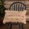 Burgundy Check Christmas Collection
